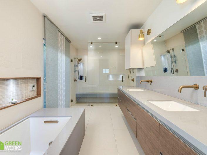 Nakayama Residence – Master Bath