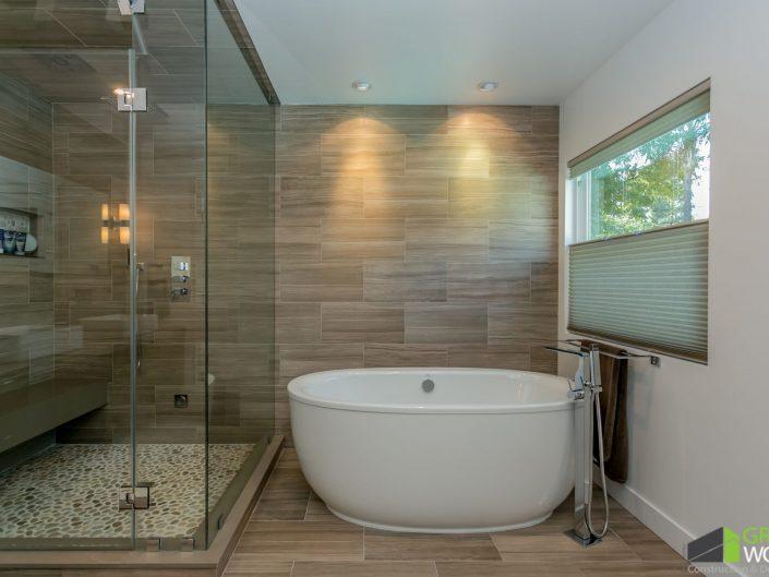 Butcher Residence-Master Bath