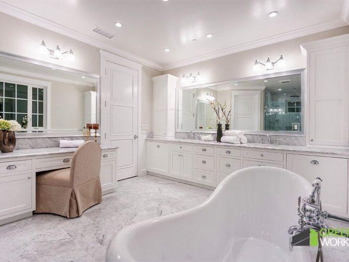 Stone Canyon Ave-Master Bathroom
