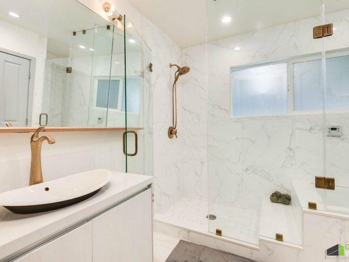 Nakayama Residence – Guest Bath/Powder Room