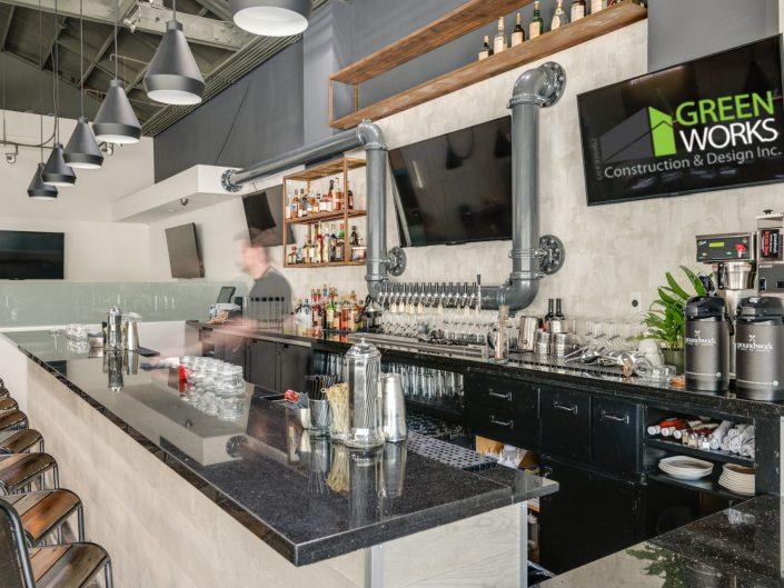 LA Restaurant-Kitchen Remodel
